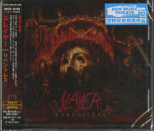 SLAYER-REPENTLESS-JAPAN CD F45