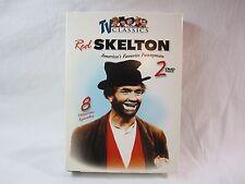 Red Skelton 2 DVD Box Set 8 Hilarious Episodes