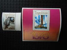 G 860    TOGO  1978  SPACE  MI  1276  BL  125  MNH