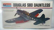 Monogram 1/48 Douglas SBD Dauntless Kit # 6830 0106 WWII- Factory Sealed