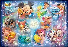 Disney Jigsaw Puzzle 2000 small pcs Best Friend (51x73.5cm) Tenyo JP 2010