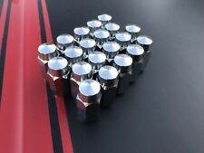 20 New Concours Ford Falcon XW XY GS Wheel Nuts To Suit Factory Hubcaps Fairmont