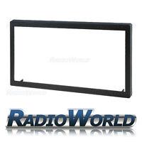 Universal Double Din Radio / Stereo Fascia Frame / Trim / Surround 118x188mm