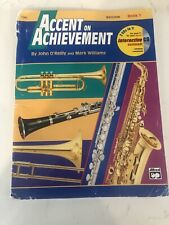 Accent On Achievement - Bassoon Book 1