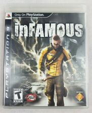 Infamous PS3 Video Game