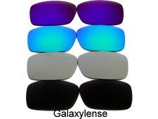 Replacement Lenses For Oakley Crankcase Sunglasses Black&Titanium&Green&Purple