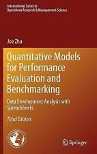Quantitative Models for Performance Evaluation and Benchmarking: Data Envelopmen