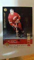 2003 Upper Deck UD Superstars Mr. Hockey Gordie Howe #81 Detroit Red Wings