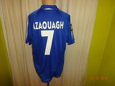 FC Schalke 04 Adidas Europa-Pokal Matchworn Trikot 2004/05 + Nr.7 Azaouagh Gr.L