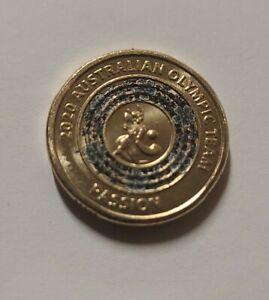 2020 AUSTRALIAN OLYMPIC Team 'PASSION  $2 Dollar Coin