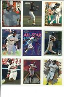 Lot of (78) Barry Bonds Inserts, Special, Premium, High-End Cards! BV$$$ MLB