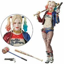 Suicide Squad Harley Quinn MAFEX Figure Previews Exclusive IN STOCK! NEW!