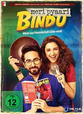 MERI PYAARI BINDU / WENN AUS FREUNDSCHAFT LIEBE WIRD -  Bollywood DVD