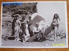 "1990s Photo Postcard - ""Nymphs and Mermaids"" card 2411"