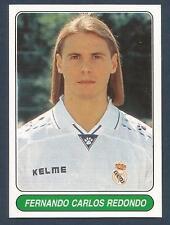 PANINI EUROPEAN FOOTBALL STARS 1997- #078-REAL MADRID/ARGENTINA-FERNANDO REDONDO