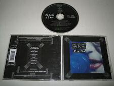 THE CURE/PARIS(FICTION/FIXCD 26)CD ALBUM