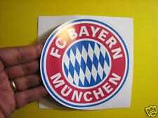 "BEST PRICE!!! LOT OF 10 SOCCER DECAL STICKER GERMANY FC BAYERN MUNCHEN  5"" X 5"""