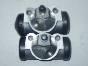 """46 47 48 49 50 PACKARD LIGHT 8 REAR WHEEL CYLINDERS PAIR 1"""" bore replacement"""