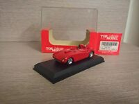 FERRARI 375 MM PLUS STRADALE 1954 SCALA 1:43 ROSSO/RED TOP MODEL MADE IN ITALY