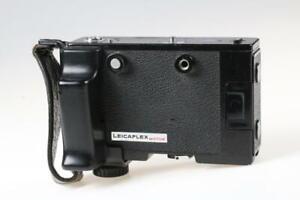 LEICA Leicaflex Motor mit Griff 14077 - SNr: 2473