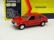 Gama 1/43 - Opel Kadett D Rouge
