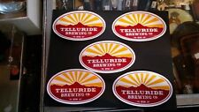 10 Telluride Brewing Stickers Decal Co.  Brewery Beer Microbrewery Colorado