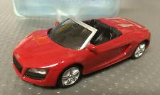 Siku Red Audi R8 Spyder 1:55 Diecast Scale