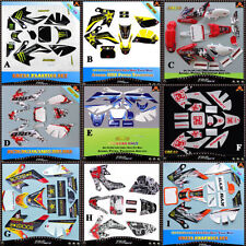 Motorcycle Decals & Stickers