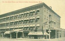 Benton Harbor, MI New Hotel Dwan & Mineral Baths, Eastman Kodak Supplies 1916