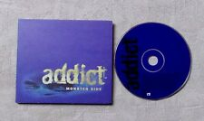 "CD AUDIO MUSIQUE / ADDICT ""MONSTER SIDE"" 3T CD SINGLE PROMO 1998 INDIE ROCK"