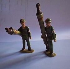 Metal American Toy Soldiers