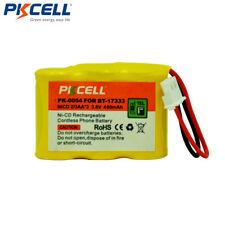 1 Vtech BT-17333 BT-27333 Coldless Phone Battery for KX-G3610 KX-T3620 KX-T3640