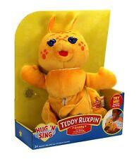 Teddy Ruxpin Bear's Best Friend, Grubby, Hug and Sing Nib