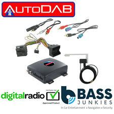 AutoDAB CTDAB-RN2 - Renault Clio Laguna Megane Scenic Digital Car DAB Interface