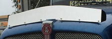 Stainless Bolt On Bug Deflector to suit Kenworth T608/T609
