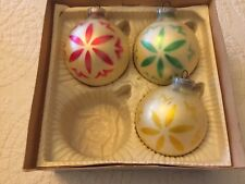 The Imperial Collection Sears Vintage Stenciled Ornaments