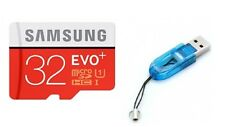 Samsung EVO Micro SD Memory Card 32GB 32 GB Classs 10 for Samsung Galaxy S9/S9+