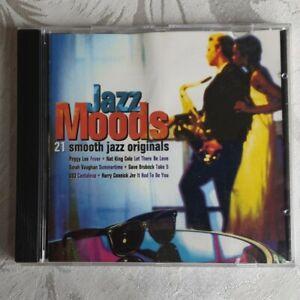 JAZZ MOODS - 21 SMOOTH JAZZ ORIGINALS CD