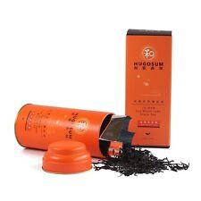 Hugosum Camellia Ruby Black Tea, 1.77oz Non GMO Caffeine Free Loose Leaf Tea Tin
