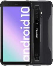 Blackview Bv6300 Pro 6gb 128gb Smartphone Android 10 16mp Wireless Charge Black