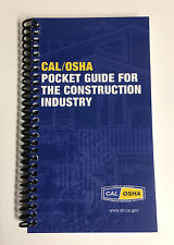 Cal/OSHA Pocket Guide for the Construction Industry - June 2015 edition