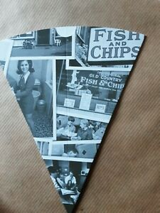 Chip Cones , Newspaper, Basket ,Sweet Cones  FREE POSTAGE Great Offer