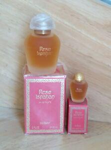 ROSE ISPAHAN 60ml et 7,5ml - Eau de toilette - Vintage Yves Rocher