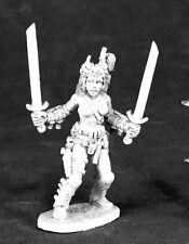 Glaive femelles-Reaper Miniatures numenera METAL - 62113