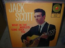 JACK SCOTT what in the world's come over you ( rock )