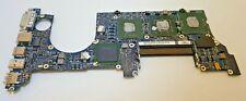 820-2101-A scheda madre motherboards main board con processori Apple MacBook pro