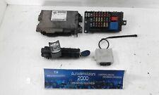 RICAMBI USATI KIT CHIAVE FIAT Seicento Serie (0005)  2000 900 Benzina  213207