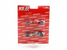 SCALEXTRIC Compact Pack 2 F1 ref. 37010 1:43 Slot Car