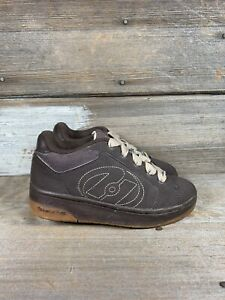 Heelys Skate Shoes Style 7146 Atomic Brown Shoes