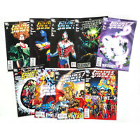 Justice Society of America Lot of 9 Comics '07-'10 #3, 6, 7, 27-31, 33
